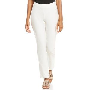 Eileen Fisher Crepe Slim Ankle Pants Size 2X
